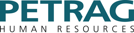 Petrag Human Resources Retina Logo